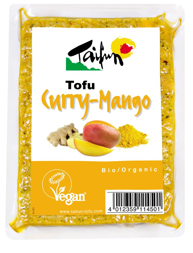 Taifun Tofu Curry Mango 200g - Shipping From Just £2.99 Or FREE When You Spend £60 Or More