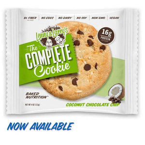 Complete Cookie Coconut Chocolate Chip 113g - Shipping From Just £2.99 Or FREE When You Spend £55 Or More