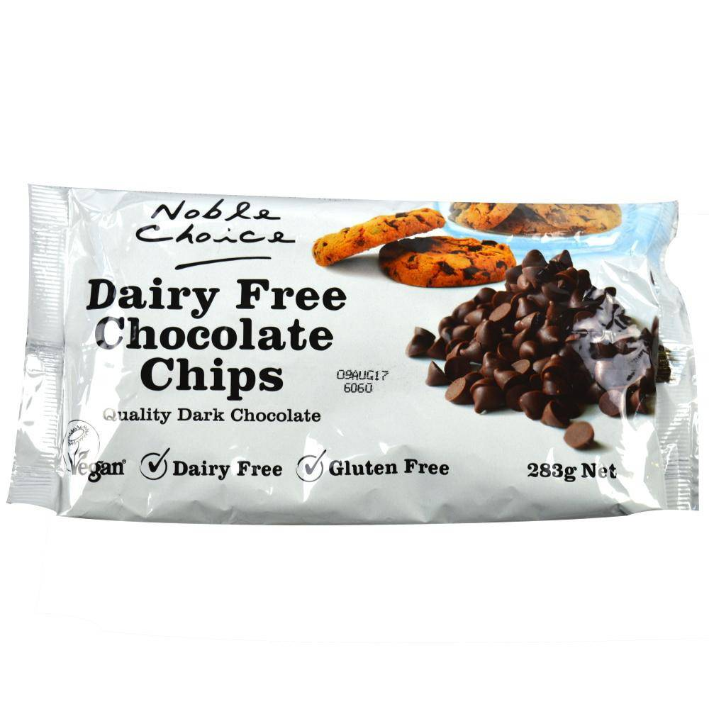 Chocolate Chips - 283g - Shipping From Just £2.99 Or FREE When You Spend £60 Or More