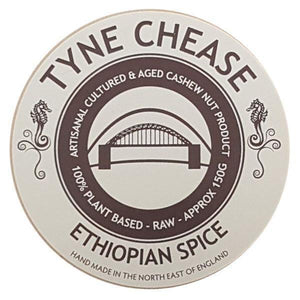 Tyne Chease Ethiopian Spice 150g USE BY 17/09/20