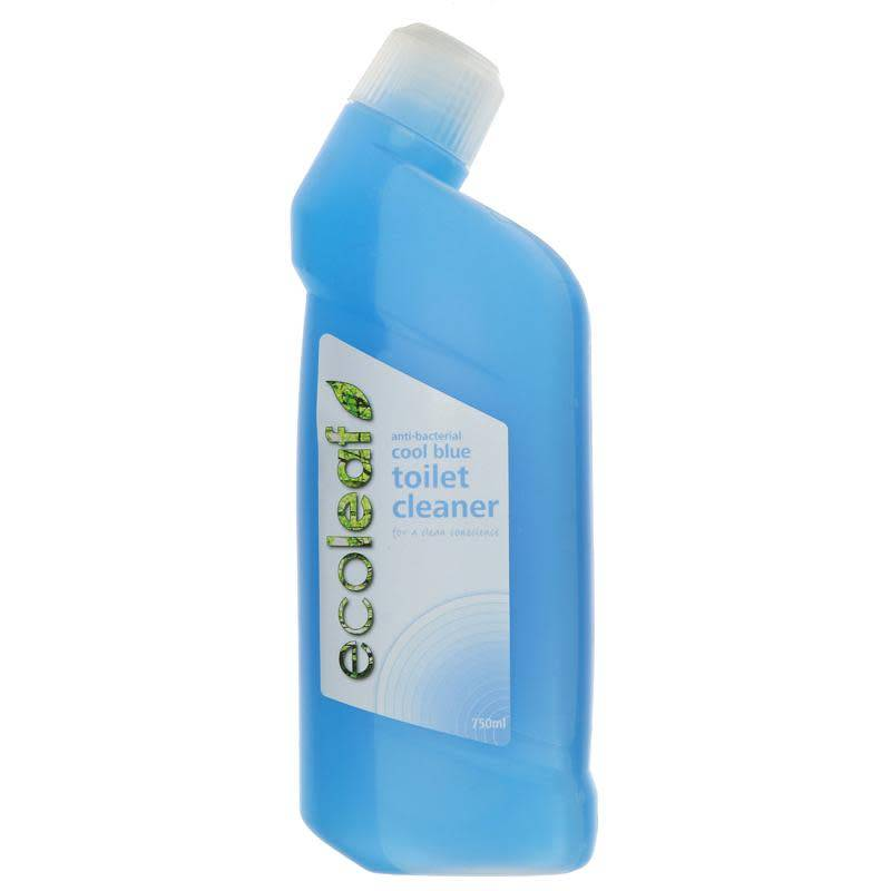 Ecoleaf Toilet Cleaner - Cool Blue 750ml - Shipping From Just £2.99 Or FREE When You Spend £60 Or More