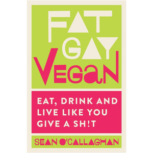 FAT GAY VEGAN - Shipping From Just £2.99 Or FREE When You Spend £55 Or More