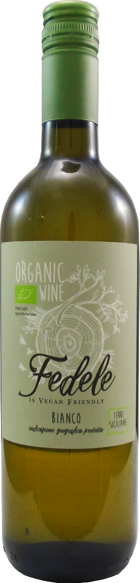 Fedele White Wine Blanco 75cl - Shipping From Just £2.99 Or FREE When You Spend £60 Or More