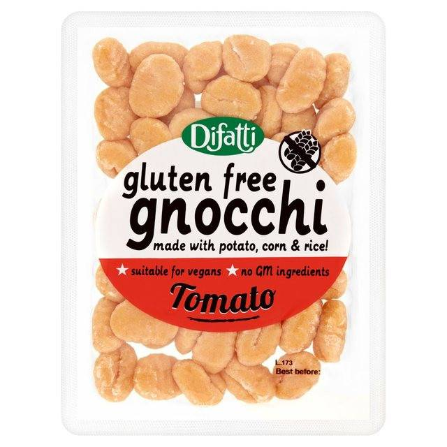 Gluten Free Tomato Gnocchi 250g - Shipping From Just £2.99 Or FREE When You Spend £60 Or More
