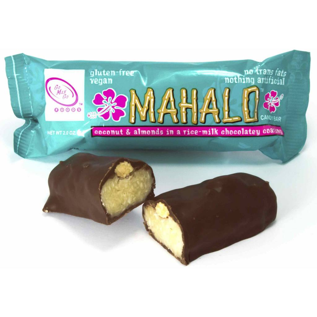 Go Max Go Mahalo Bar 57g - Shipping From Just £2.99 Or FREE When You Spend £55 Or More
