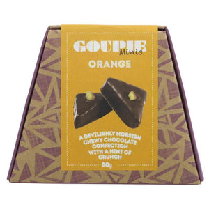 Mini Orange Goupie 80g - Shipping From Just £2.99 Or FREE When You Spend £55 Or More