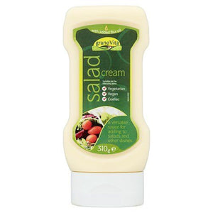 Granovita Salad Cream 310g - Shipping From Just £2.99 Or FREE When You Spend £55 Or More