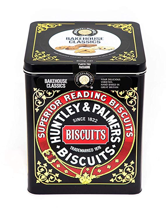 Huntley & Palmers Biscuits - Bakehouse Classics 800g