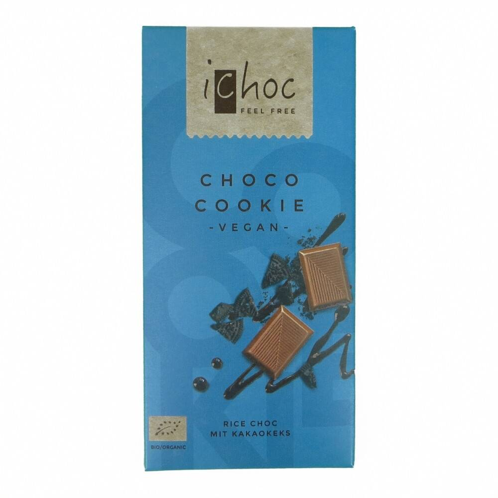 iChoc Choco Cookie 80g - Shipping From Just £2.99 Or FREE When You Spend £60 Or More