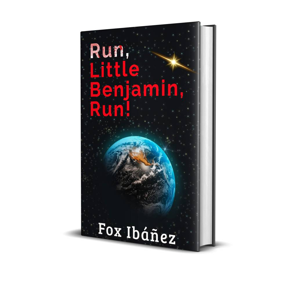 Run, little Benjamin, Run!  Special edition signed by Fox Ibañez