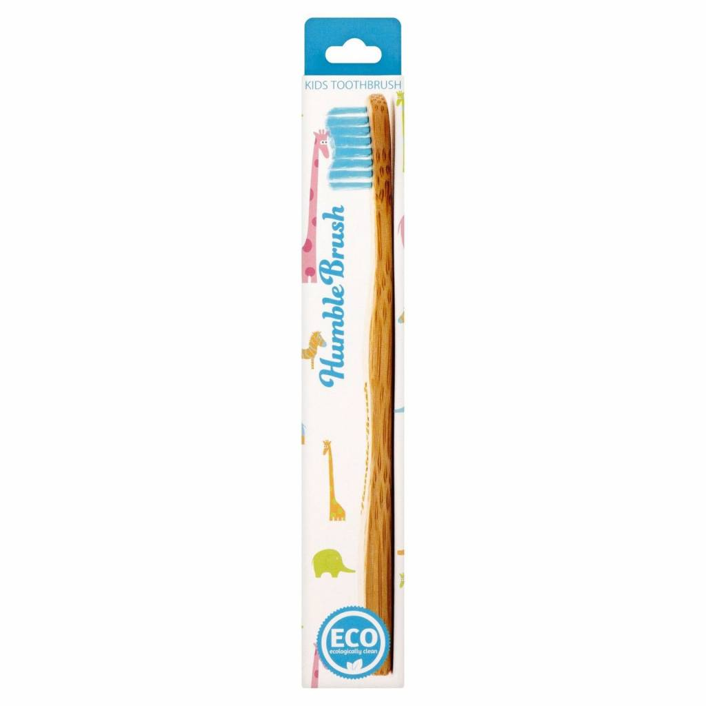 Kids Blue Soft Toothbrush - Shipping From Just £2.99 Or FREE When You Spend £55 Or More