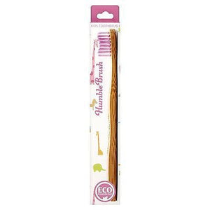 Kids Purple Soft Toothbrush