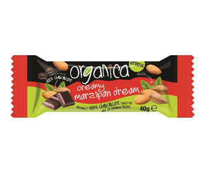 Organica Creamy Marzipan Dream 40g - Shipping From Just £2.99 Or FREE When You Spend £60 Or More