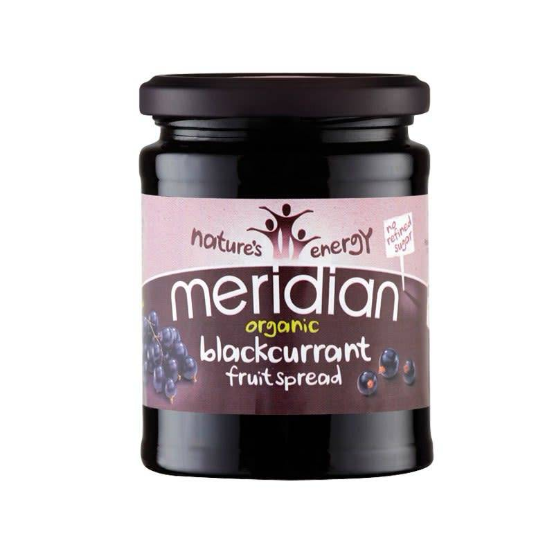 Meridian Blackcurrant Spread 284g