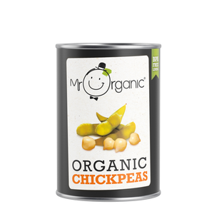 Mr Organic Chick Peas - 400g