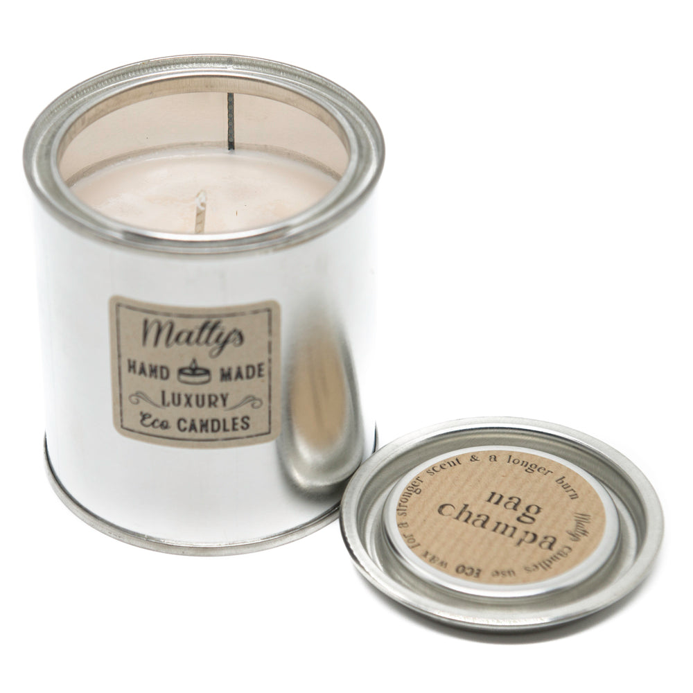 Matty's Candles Nag Champa Candle - Shipping From Just £2.99 Or FREE When You Spend £60 Or More