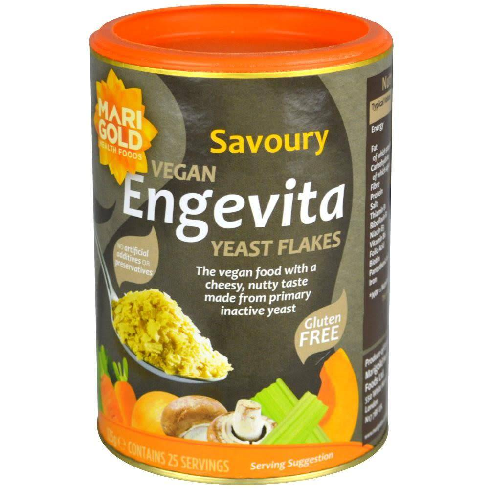 Nutritional Yeast Flakes 125g - Shipping From Just £2.99 Or FREE When You Spend £60 Or More