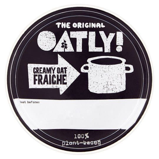 Oatly Oat Fraiche 200ml - Shipping From Just £2.99 Or FREE When You Spend £60 Or More