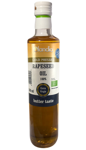 Olandia Butter Taste Rapeseed Oil 500ml