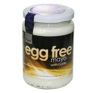 Plamil Egg Free Mayonnaise With Garlic 315g