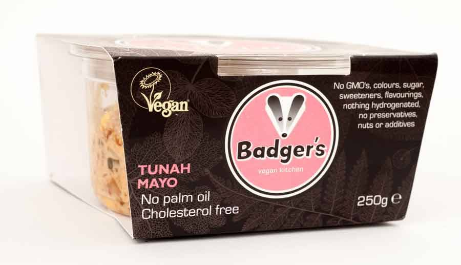 Badger's Tunah Mayo 215g - USE BY 25/1/20 - Shipping From Just £2.99 Or FREE When You Spend £55 Or More