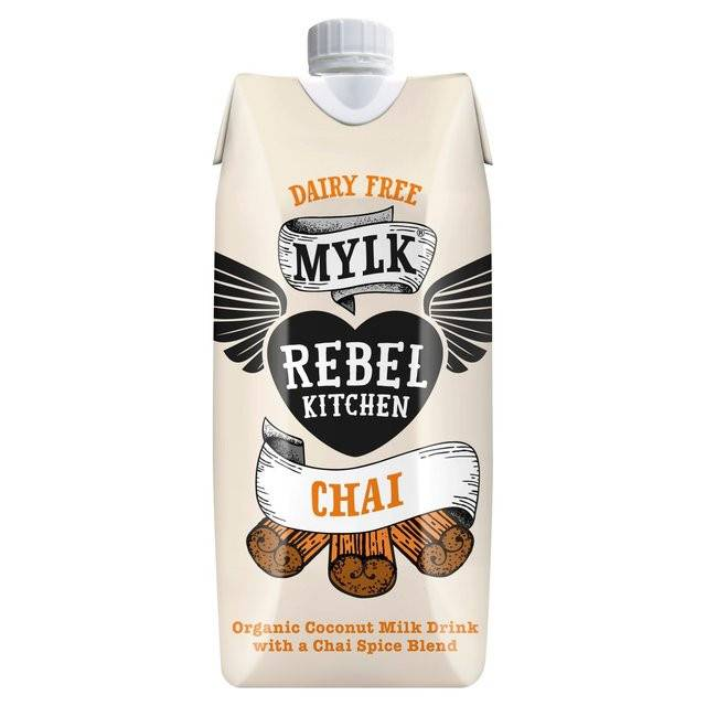 Rebel Kitchen Chai Mylk 330ml