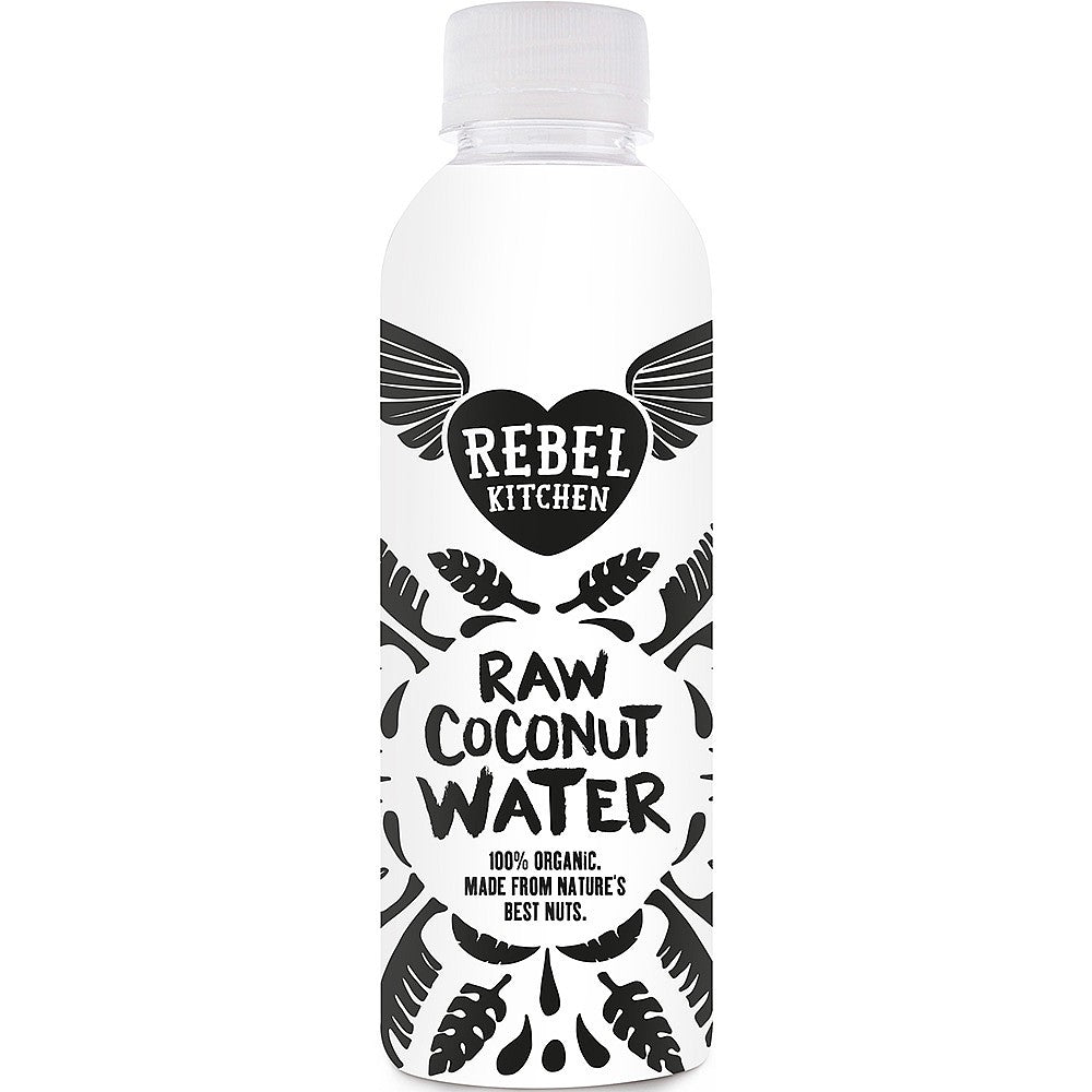 Rebel Kitchen Raw Coconut Water 250ml