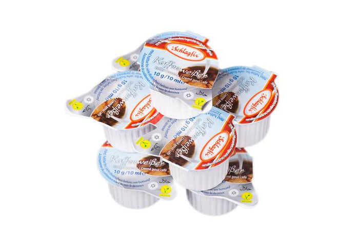 Schlagfix Vegan Coffee Creamers  10x10ml