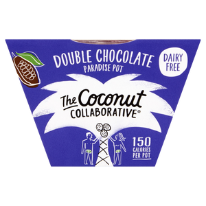 Coconut Collaborative Double Chocolate Paradise Pot 65g - Shipping From Just £2.99 Or FREE When You Spend £55 Or More