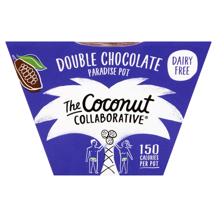 Coconut Collaborative Double Chocolate Paradise Pot 65g