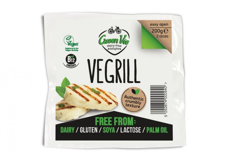 GreenVie Blocks VeGrill 200g - Shipping From Just £2.99 Or FREE When You Spend £60 Or More