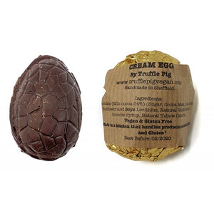 Truffle Pig Cream Egg 60g