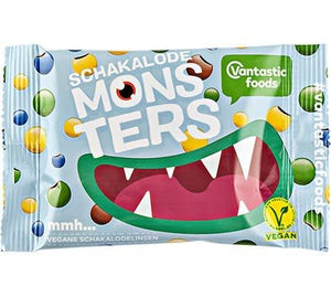 Vantastic Foods Schakalode Monsters 45g - Shipping From Just £2.99 Or FREE When You Spend £55 Or More
