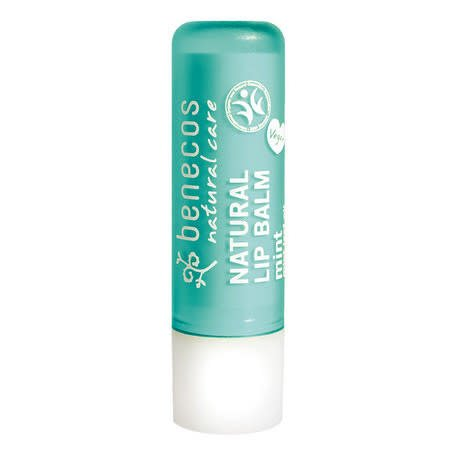 Benecos Natural Lipbalm - Mint 4.8g