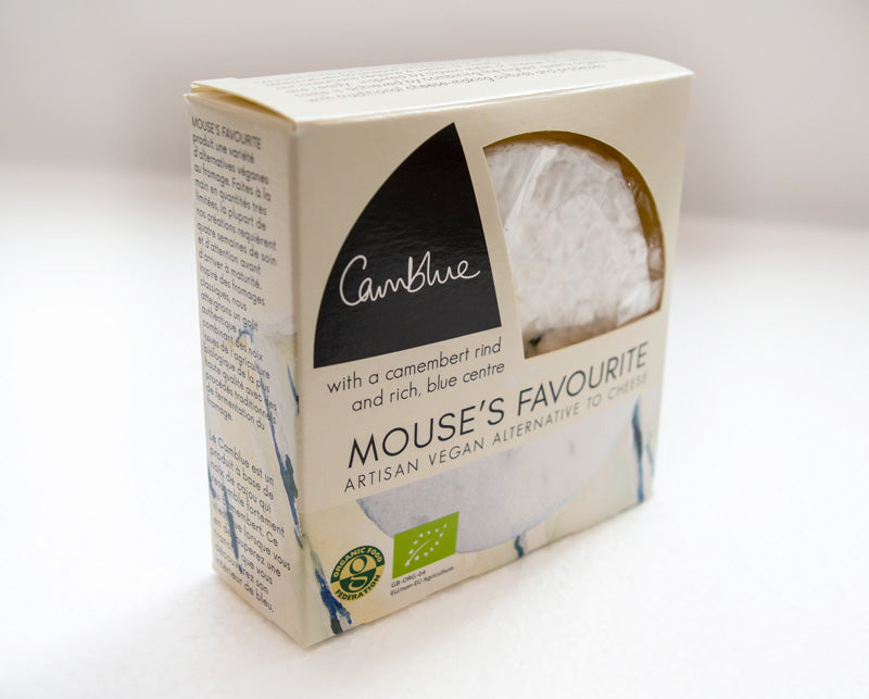 Mouse's Favourite Camblue 140g - Shipping From Just £2.99 Or FREE When You Spend £60 Or More