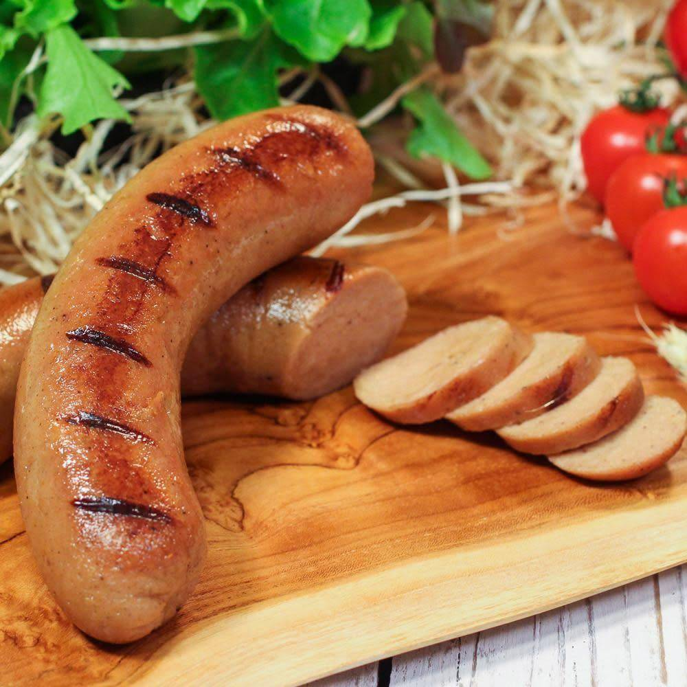 Vegusto Farmhouse Sausage 2x115g - Shipping From Just £2.99 Or FREE When You Spend £60 Or More
