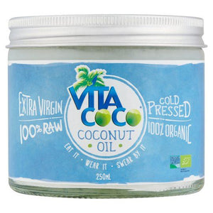 Vita Coco ORG Coconut Oil 250ml - Shipping From Just £2.99 Or FREE When You Spend £60 Or More