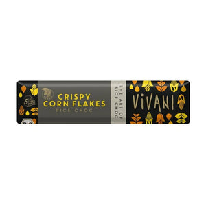 Vivani Crispy Corn Flakes Rice Chocolate 35g