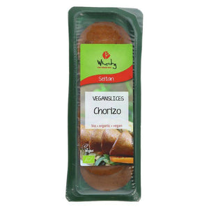 Wheaty Chorizo Slices 80g