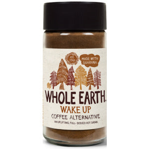 Whole Earth Organic Wake Up Coffee Alternative - 125g - Shipping From Just £2.99 Or FREE When You Spend £60 Or More