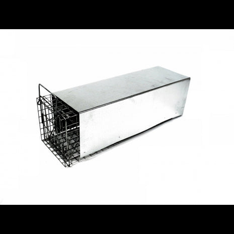 Tomahawk 7x7 Sheet Metal Enclosed Skunk Trap