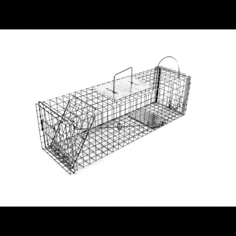 Tomahawk 7x7 Long Skunk Trap w/ Rear Access Door