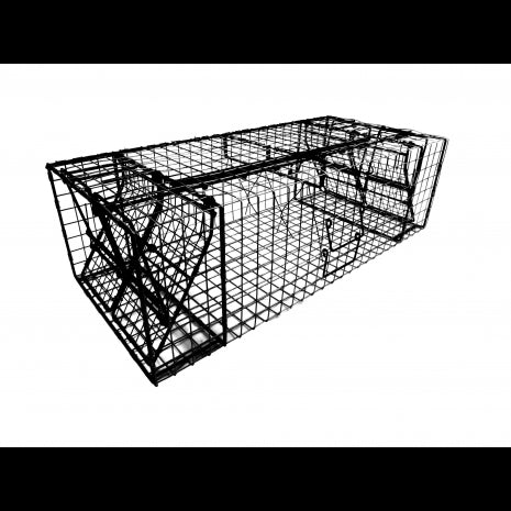Comstock Double Door Beaver Trap with Otter Escape Door