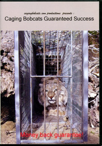 Caging Bobcats Guaranteed Success Vol 1 - by Mercer Lawing