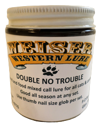Weiser's Western Lure Double No Trouble Call