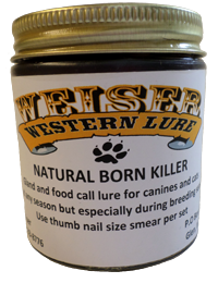 Weiser's Western Lure Natural Born Killer