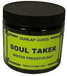 Dunlap's Soul Taker Winter Predator Bait-Pint