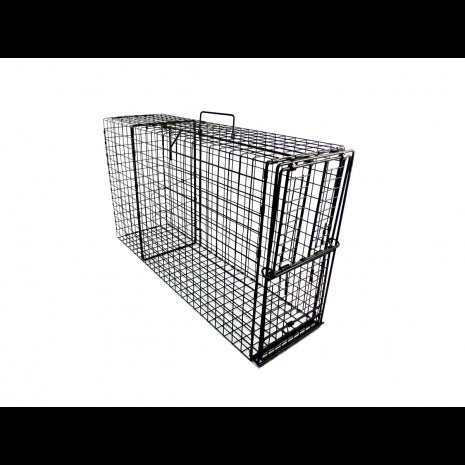 Comstock Series Single Door Bi-fold Bobcat Traps