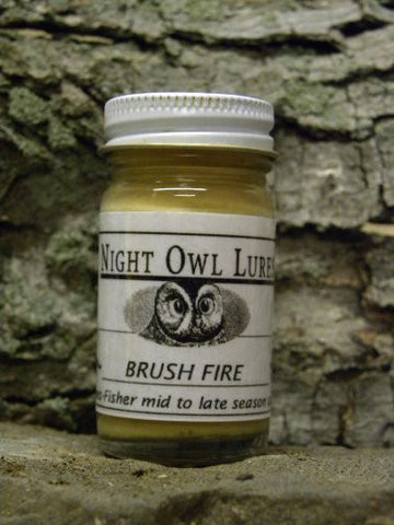 Night Owl Lures Brush Fire