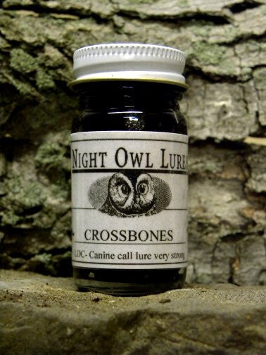 Night Owl Lures Crossbones